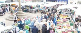 Save Knaresborough (and Ripon) Market