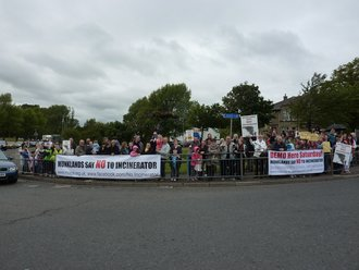 No Incinerator in Monklands (Monklands Residents Against Pyrolysis Plant)