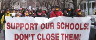 "We Choose Education Equity Not the Illusion of ""School Choice"""