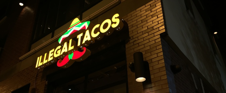 "There's nothing ""catchy"" about racism: Pledge to Boycott ""Illegal Tacos"""