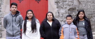 Carmela Libre: Stop the Deportation of Mother & Children in Sanctuary at Church of the Advocate