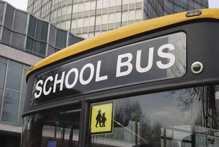 Get free transport for students in UK