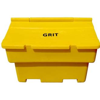 Replace and maintain grit bins in fife