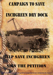 Campaign to Save Inchgreen Dry Dock