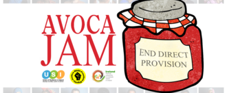 End Direct Provision: Avoca