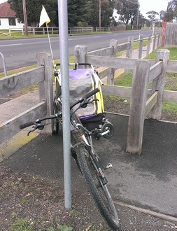 Fix the chicanes on the Bellarine Rail Trail