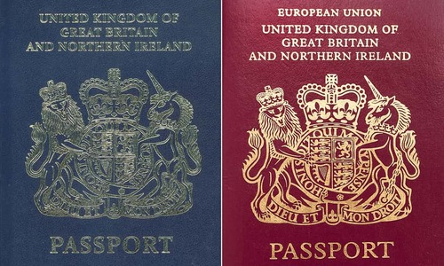 A passport fit for the 21st Century