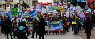 Stop the Mid & South Essex STP downgrading Southend Hospital