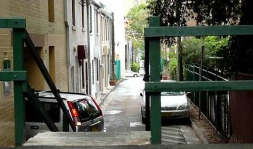 KEEP DARLO'S LANEWAYS OPEN