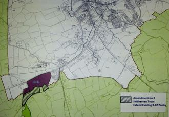 Skibbereen rezoning land