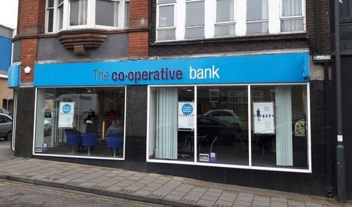 Save the Co-op bank in Longton