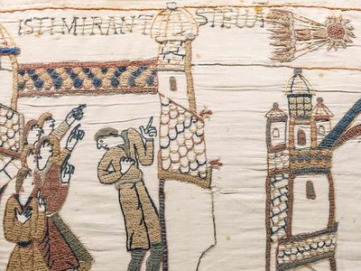 Bring the Tapestry to Battle - 1066