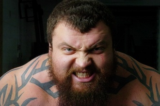 Award Eddie Hall the freedom of Stoke-on-Trent