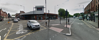 Greenbank School/Smithdown Rd Road Crossing Safety