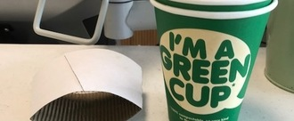 Demand that Waitrose use recyclable cups for coffee for My Waitrose customers