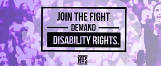Join The Fight - Demand Disability Rights