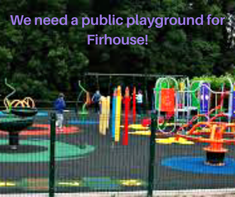 We need a public playground in Firhouse