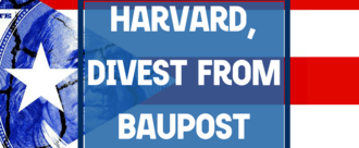 Harvard: Divest from Hate! Dump Baupost Group