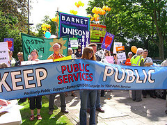 Stop the ongoing destruction of services for adults with disabilities in Barnet