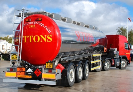 Sutton's Tanker Drivers Dispute