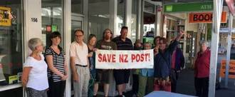 Save our bank and post office