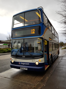 Bus Services in Basingstoke