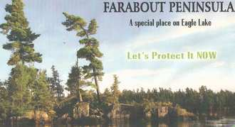 No Clear-Cut of Trees on Farabout Peninsula