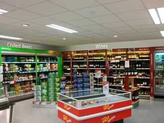 Stop Displaying Alcohol Close To Checkouts In Our Local Store: Centra, Cork