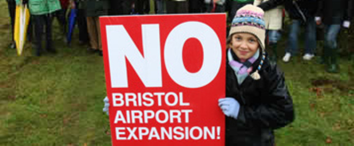 Stop Bristol Airport expansion!