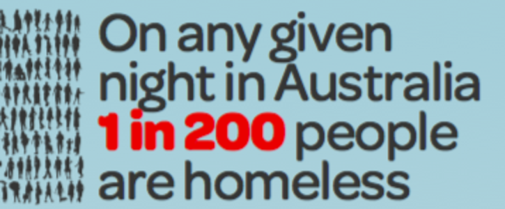 Make homelessness and poverty our government's Number 1 priority!