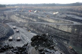No new opencast coal mines in Durham, UK.