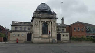 Magistrates Court,  Horninglow street Burton on Trent. DE14 1PA