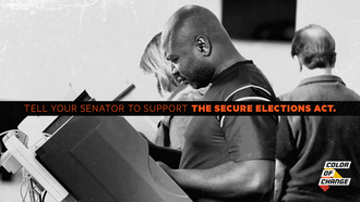Support the Secure Elections Act: Paper ballot back-up to preserve valid elections