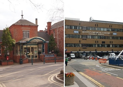 Stop the cuts to Nottingham University Hospitals! Patients & staff are suffering! Fund our NHS!