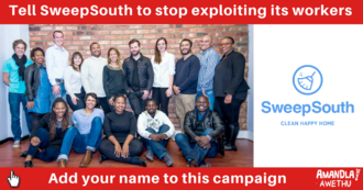 SweepSouth, stop exploiting your workers