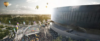 Build Bristol Arena at Temple Meads not at Filton