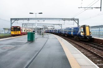 Return new trains to Inverclyde and give commuters the service we pay for.
