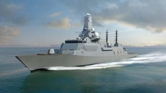 Name one of our new Royal Navy T26 Frigates HMS PLYMOUTH