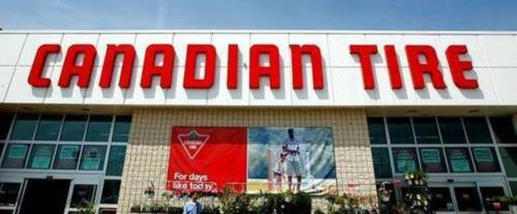 Canadian Tire: Stop selling products made by guns manufacturer Vista Outdoor