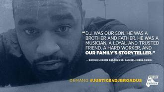 Demand FL State Attorney Arrest & Charge Gardner Kent Fraser for the murder of DJ Broadus