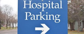 Free parking in all nhs car parks