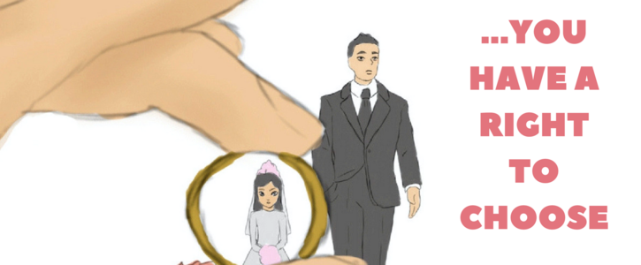 Pledge Against Forced Marriage