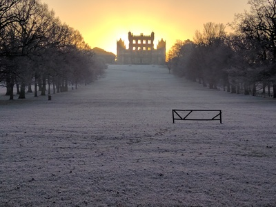 Free Parking in Wollaton Park