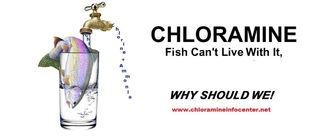 Stop Scottish Water Changing How Our Water Supply Is Treated To A Process Called Chloramination