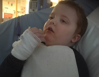 Help my son Murray by making medicinal cannabis available on the NHS