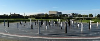 Dedicate a pillar at MK Rose to the creation of the NHS