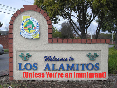 Tell the Los Alamitos City Council California's Sanctuary Law is Here to Stay