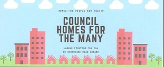 Council Homes for the Many