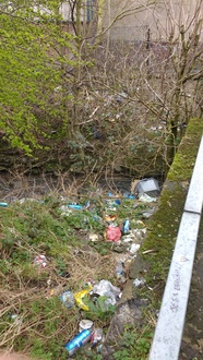 The Problem of Littering in North Kirklees