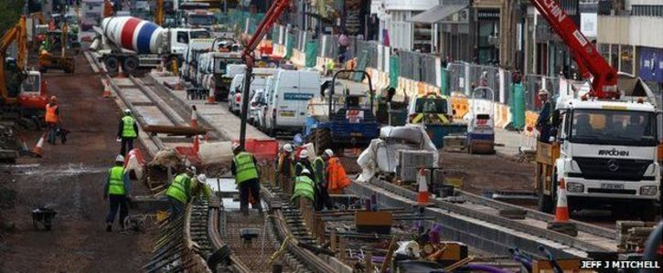 Call for a public referendum prior to any future spending on Edinburgh Tram 'extension' #TramRef